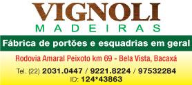 Madeiras Vignoli - Clique para ampliar