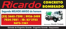 Ricardo Concreto - Clique para Ampliar