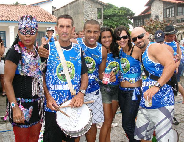 Carnaval Saquarema 2011