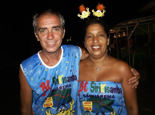Jorge e Ana, de Jaconé