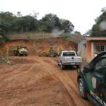 Sem licença ambiental, extração mineral é crime (Divulgação)
