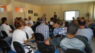 O debate reuniu reuniu moradores, professores, ambientalistas, surfistas e cientistas (Foto: Dulce Tupy)